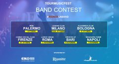 Le date del Band Contest del Tour Music Fest 2019